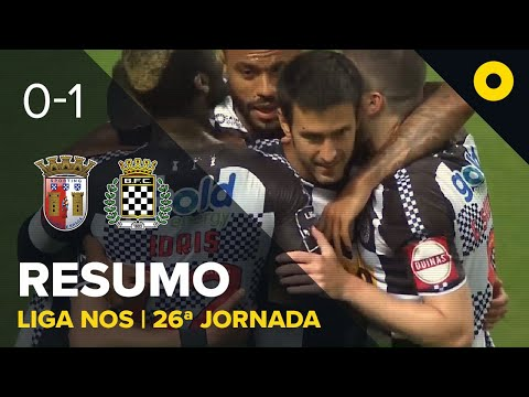 SC Braga 0-1 Boavista - Resumo | SPORT TV