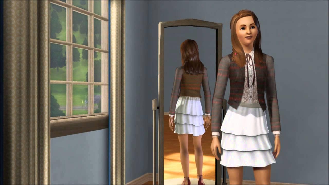 Sims 3 Island Paradise Clothing, Hairstyles