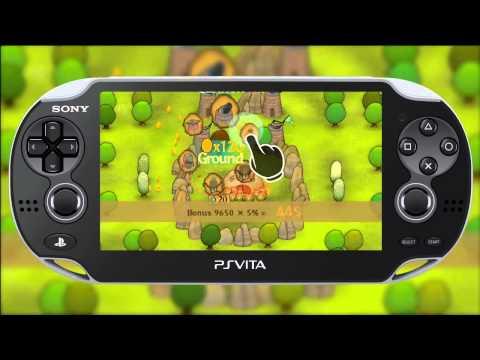 PixelJunk Monsters Ultimate HD (Launch)