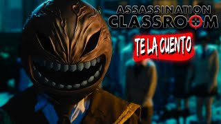 Assassination Classroom 2 : El origen del profesor pulpo