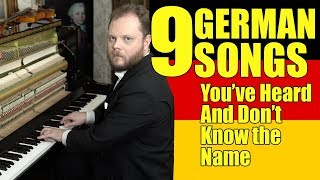 Download 9 German Songs You've Heard and Don't Know The Name