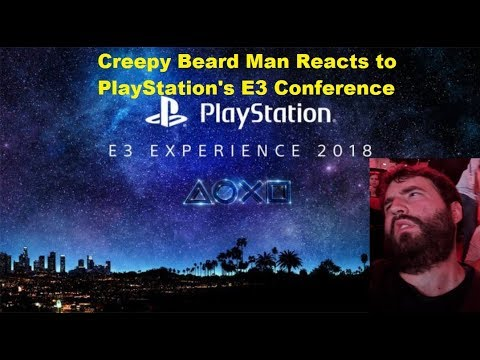 Sony E3 2018 Conference  My Thoughts  Adam Koralik