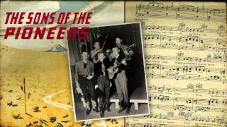 The Sons of the Pioneers - Roll On (Cowboy