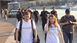 С Навальным бегать запрещается!