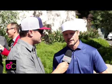 Bailey Chase Supports The George Lopez 10th Anniversary Celebrity Golf Classic