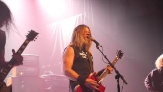 Corrosion of Conformity LIVE in NYC 2015