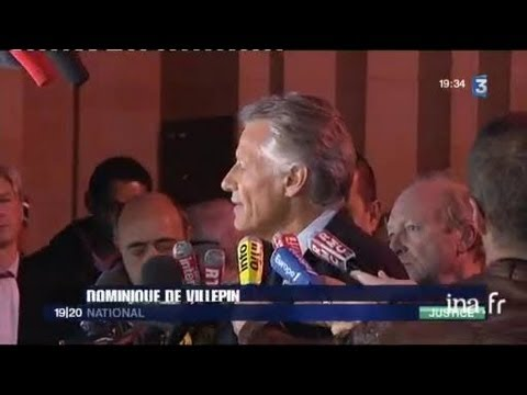 [Procès Clearstream : DDV tend la main à Nicolas Sarkozy]