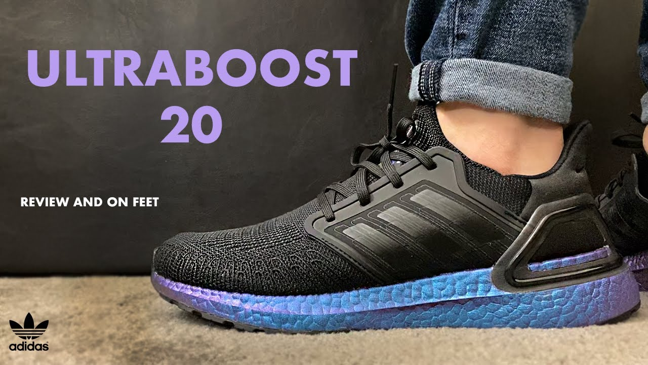 Adidas UltraBOOST 20 Review and On Feet