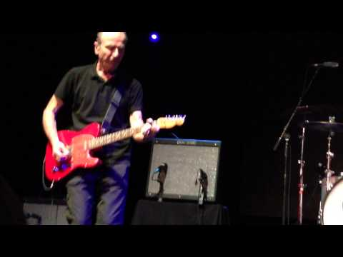 Hugh Cornwell - Stuck in Daily Mail Land NYC 8-Dec-2013