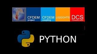 Setting up LIGGGHTS (DEM) 3.8.0 with Python on Ubuntu