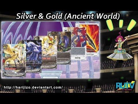 Budget Deck Recipe - Silver & Gold (Ancient World)