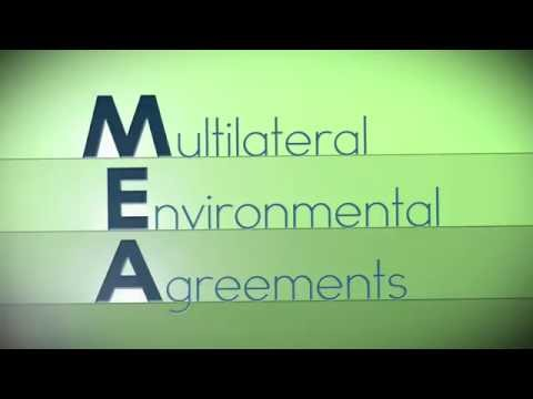 Multilateral Agreements 2016