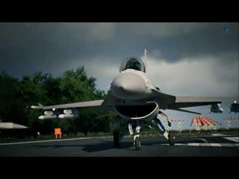 Ace Combat 7: Mission 1