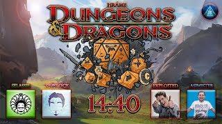 Dungeons & Dragons - #1 Selassie, Asimister, Exploited, Duklock