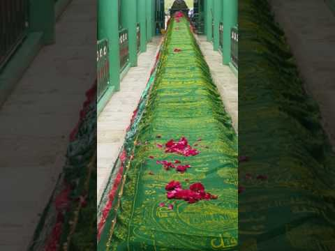 Hazrat Peer Sayyed Jamaluddin Surkhpoosh Makhdoom Saheed Baba Rahmatullah aley.