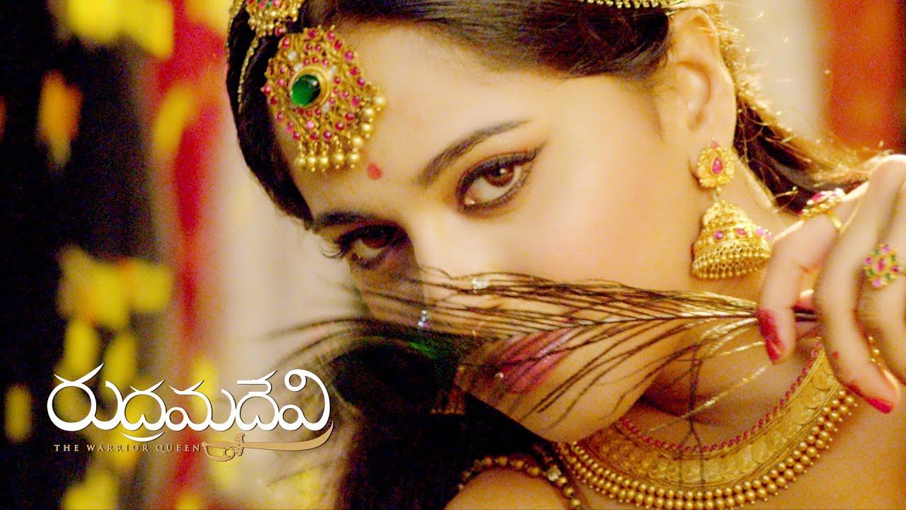 Rudhramadevi Song Trailer – Punnami Puvvai Song