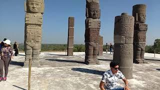 Gigantes de Tula, Hidalgo México/places to visit in Hidalgo,México