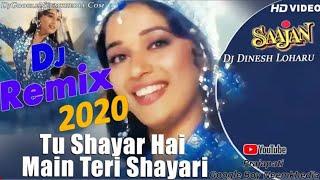 Tu Shayar Hai Main Teri Shayari Dj Remix Song   Sajan   90s Hindi Old Remix Song   DEEPAK UMARWASIA