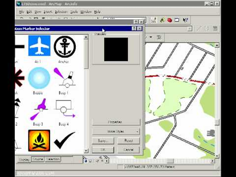 Introduction to Cartographic Representations in ArcGIS 9 2