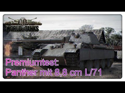 Stiftung Premiumtest: Panther mit 8,8 cm L/71
