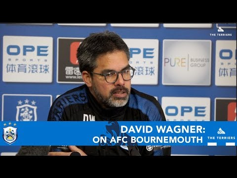 WATCH: David Wagner on AFC Bournemouth