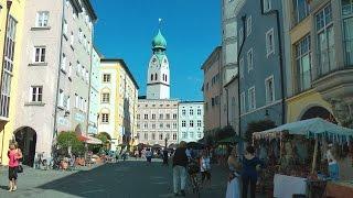Germany , Bayern , Rosenheim HD 1080p50
