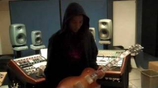 DEATH ANGEL - PART 3 - Studio Vlog (2010)