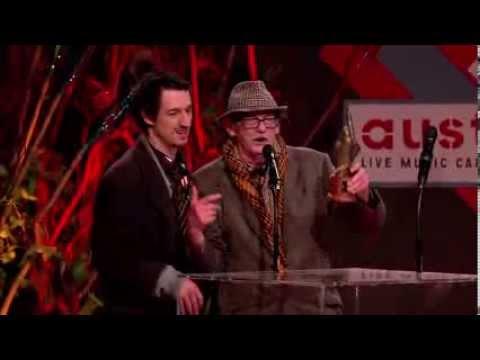 Fat White Family - Weirdest Speech At NME Awards 2014
