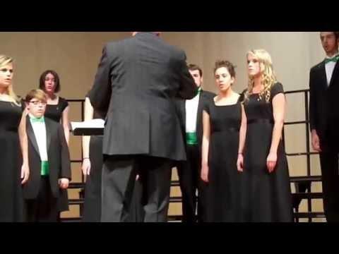 Agnus Dei (Adagio for Strings by Samuel Barber) - Mount View High School Chamber Singers Fall 2014