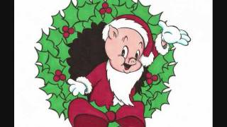 Blue Christmas - Porky Pig
