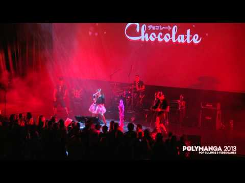 [Officiel] Polymanga 2013 - Concert Sweetie Chocolate LIVE @