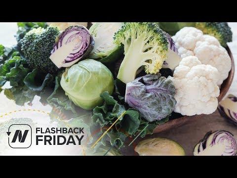 Flashback Friday: #1 Anticancer Vegetable