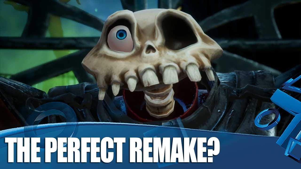 MediEvil für PS4 - Wir haben es gespielt! Ist das das perfekte Remake? + video