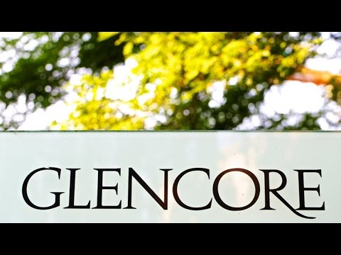 Glencore Stock Drops 29%, Takes Brunt Of Global Commodities Rout