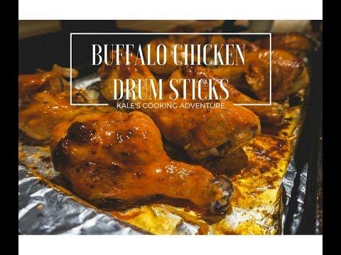 Buffalo Chicken Drum Sticks