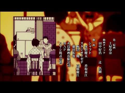 ED 2 - Zan Sayonara Zetsubou Sensei! [HD]