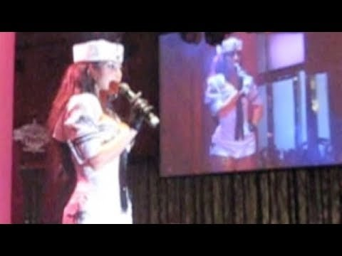 Kim Parties Like A Pussycat In Vegas!  [2008]