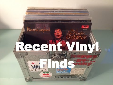 #30 I Bought Another Record Collection - Vinyl Finds