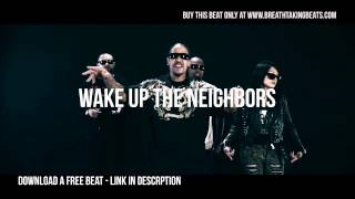 Instant Club Banger Rap Beat With Bass - Wake Up The Neighbors
