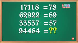 Math Puzzles With Answers Only Genius Can Answer