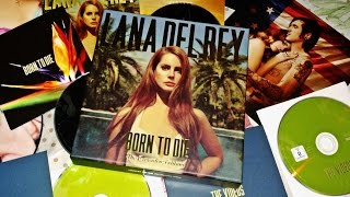 Lana Del Rey - Born To Die: The Paradise Edition (Deluxe Box Set) (Unboxing)