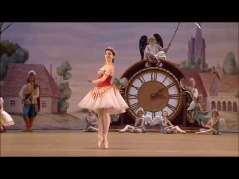 Top Fifteen Female Ballet Variations