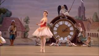 Top Fifteen Female Ballet Variations
