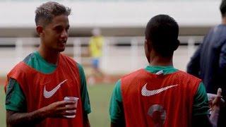 IRFAN BACHDIM - Ikut Seleksi Timnas Piala  Suzuki  AFF  2016!!!