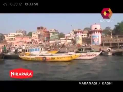 Flavours of India: Varanasi - Lekshmi Nair Goes to the Ghats
