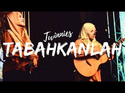 OST HIKAYAT CINTA SI PEMATAH HATI - TABAHKANLAH | Twinnies Official Lyric Video