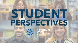 Repeat youtube video What's it like to be an NLU student?