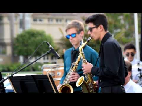 Newport Harbor High School - JAZZ PICNIC 2017   PICK UP THE PIECES VIDEO
