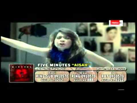 Aisah - Five Minutes.flv