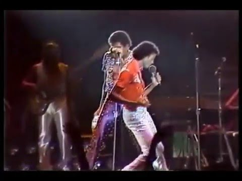 Michael Jackson - Off The Wall live Memphis in Los Angeles 1981